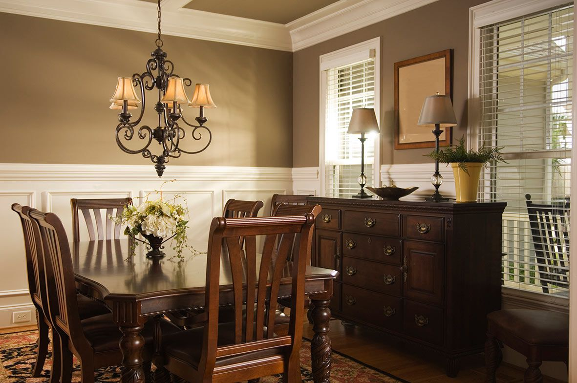 "Best Dining Room Design Ideas: Ambiance ""taupe"""