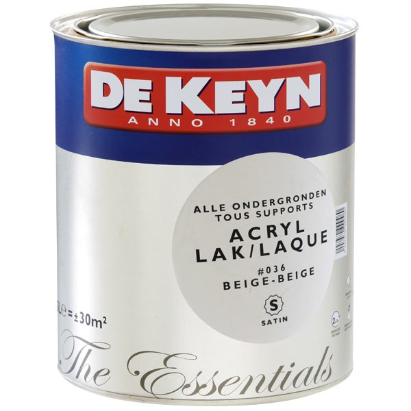Acryl Laque Satin