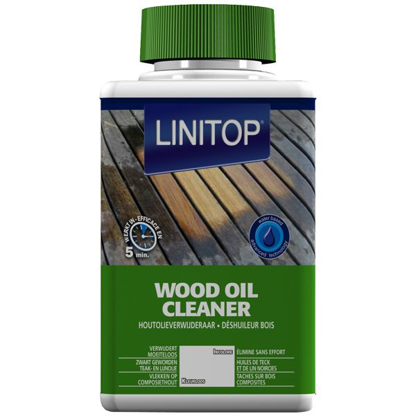 Wood Oil Cleaner