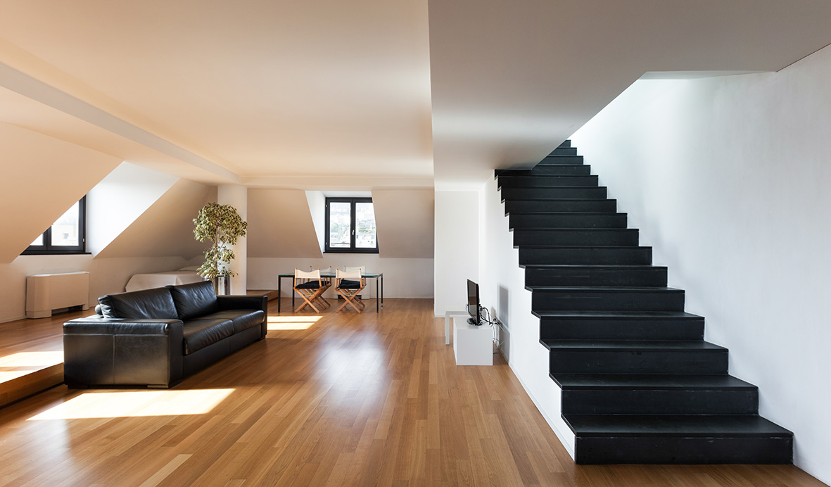 Escalier en bois d co solutions for W architecture toulouse