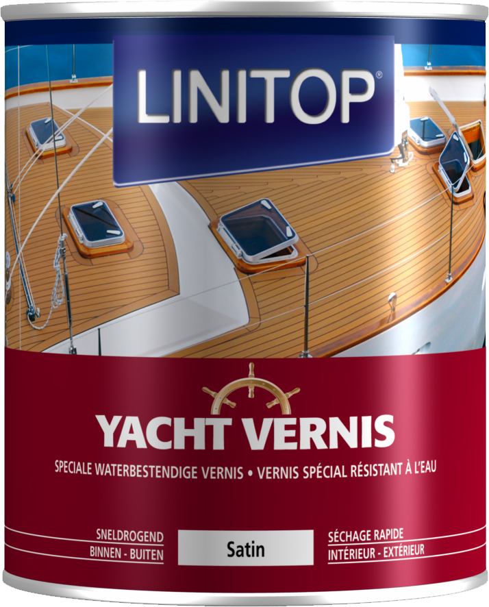 yacht vernis linitop
